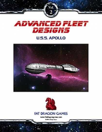 Role Playing Games - Advanced Fleet Designs: U.S.S. Apollo