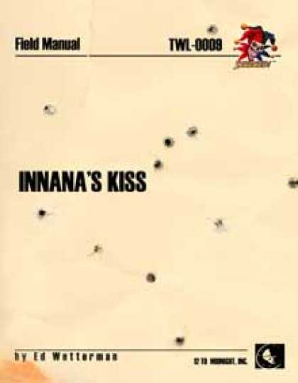 Role Playing Games - Innana's Kiss: Savaged edition