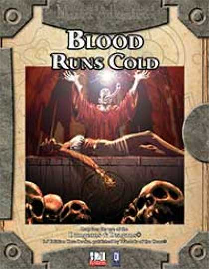 Role Playing Games - Blood Runs Cold