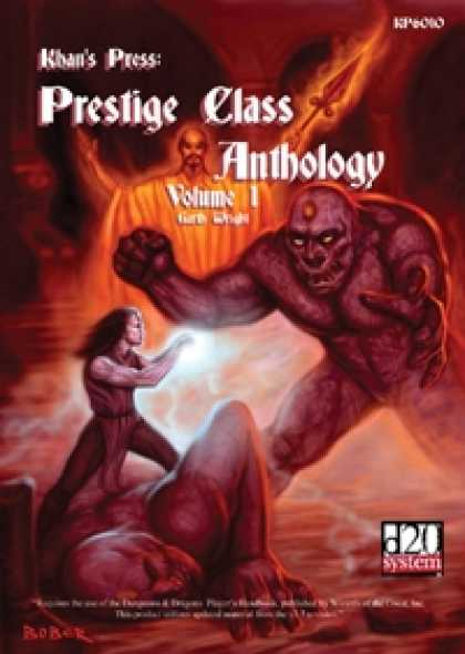 Role Playing Games - Khan's Press: Prestige Class Anthology Vol. 1