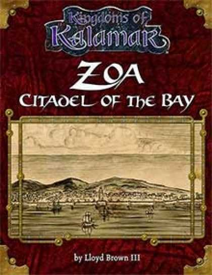 Role Playing Games - Zoa: Citadel of the Bay