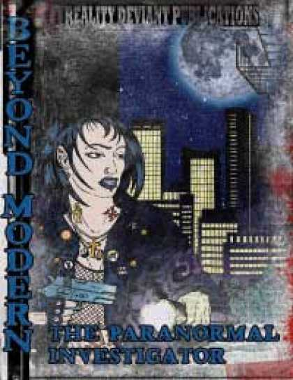 Role Playing Games - RDP: Beyond Modern: The Paranormal Investigator