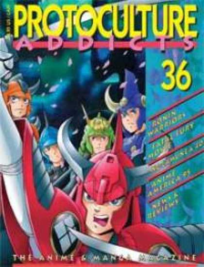 Role Playing Games - Protoculture Addicts #36