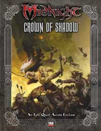 Role Playing Games - Crown of Shadow
