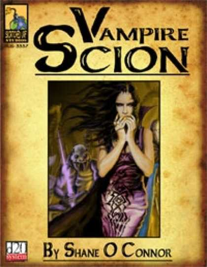 Role Playing Games - Vampire Scion