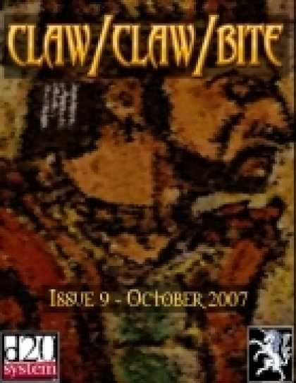 Role Playing Games - Claw / Claw / Bite ! Issue 9