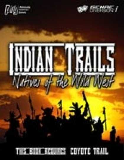Role Playing Games - Coyote Trail: Indian Trails