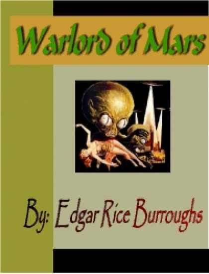 Role Playing Games - Warlord of Mars