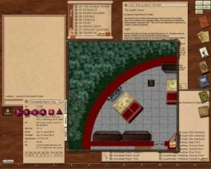 Role Playing Games - The Scarlet Tower - Fantasy Grounds Adventure