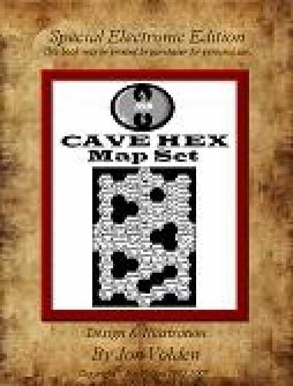 Role Playing Games - A CaveHex Map Set