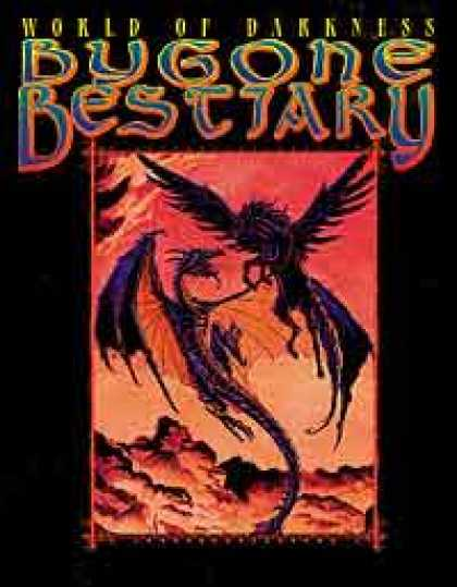 Role Playing Games - Bygone Bestiary