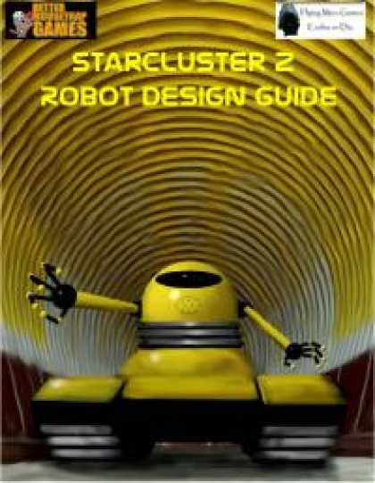 Role Playing Games - StarCluster 2 Robot Design Guide