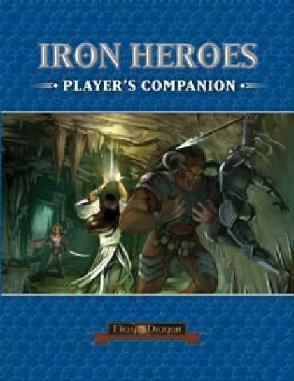 Role Playing Games - Iron Heroes Player's Companion