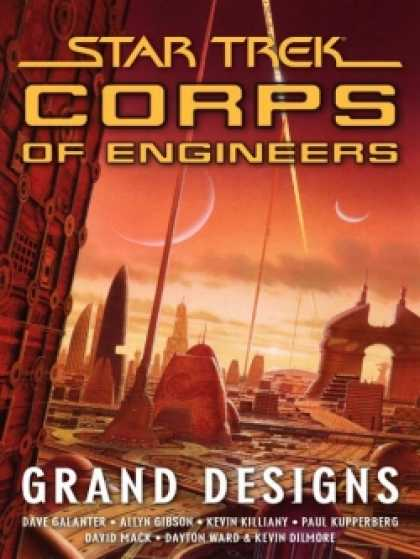 Role Playing Games - Star Trek: Corps of Engineers: Grand Designs