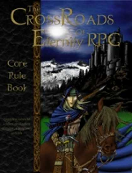 Role Playing Games - CrossRoads of Eternity RPG Core Rules