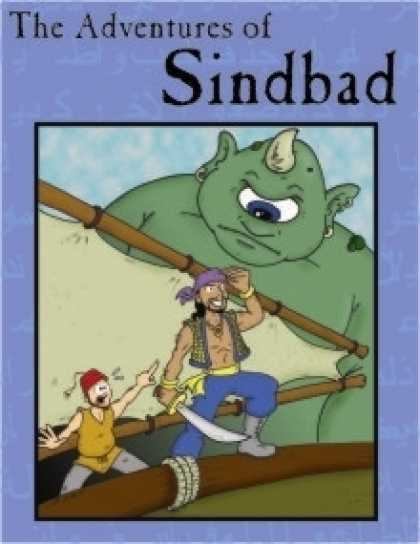 Role Playing Games - The Adventures of Sindbad