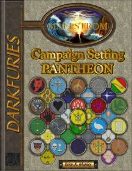 Role Playing Games - Maelstrom Campaign Setting: Pantheon