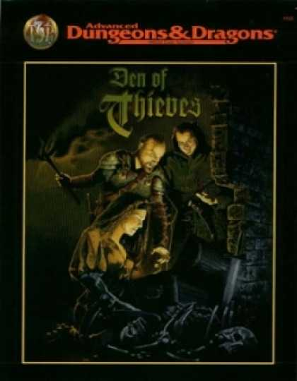 Role Playing Games - Den of Thieves