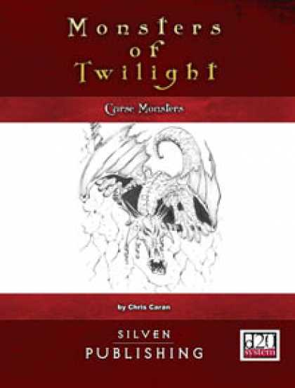 Role Playing Games - Monsters of Twilight: Curse Monsters