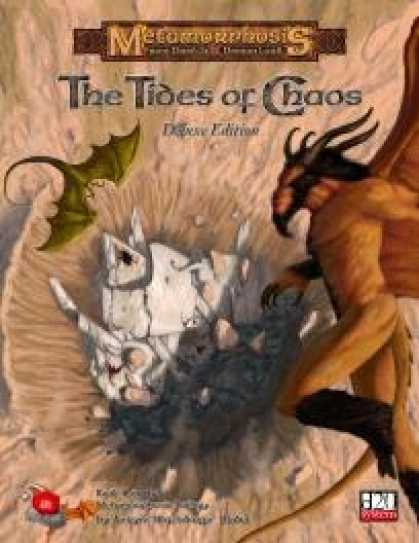 Role Playing Games - Metamorphosis Book II: The Tides of Chaos (Deluxe Edition)