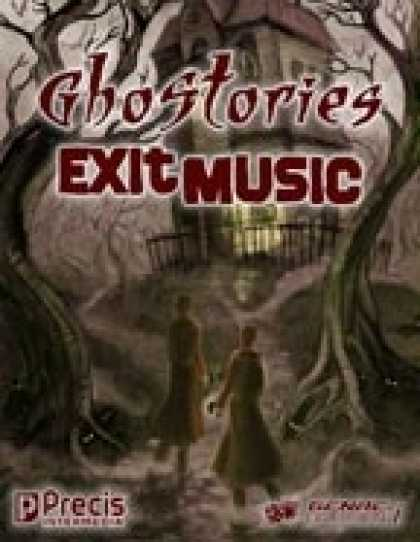Role Playing Games - Ghostories: Exit Music