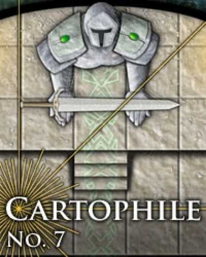 Role Playing Games - Cartophile No. 7