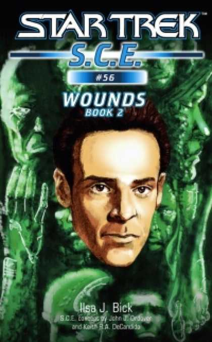 Role Playing Games - Star Trek: Starfleet Corps of Engineers #56: Wounds, Book 2