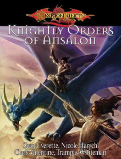 Role Playing Games - Knightly Orders of Ansalon