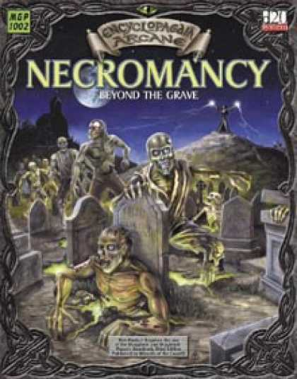 Role Playing Games - Encyclopaedia Arcane Necromancy