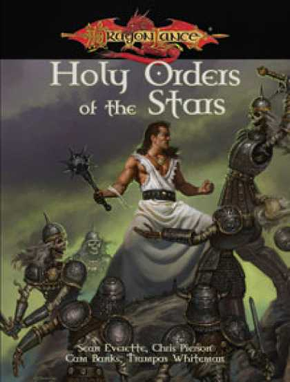 Role Playing Games - Holy Orders of the Stars