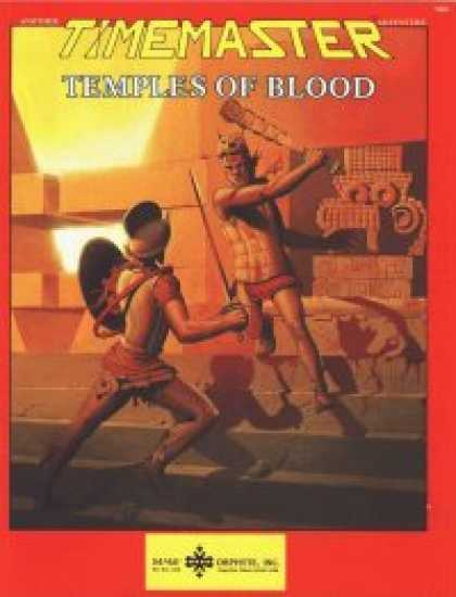 Role Playing Games - Temples of Blood
