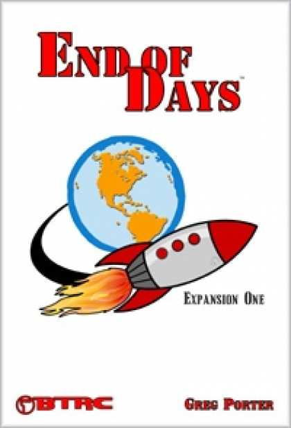 Role Playing Games - End of Days expansion 1