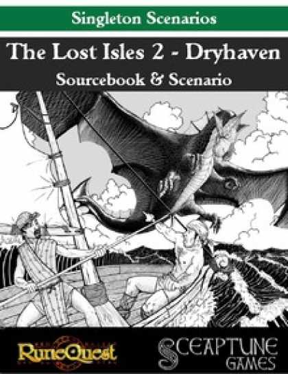 Role Playing Games - The Lost Isles 2 - Dryhaven