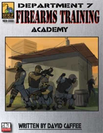 Role Playing Games - Dept. 7 Firearms Training Academy
