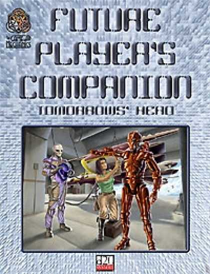 Role Playing Games - Future Player's Companion: Tomorrows' Hero