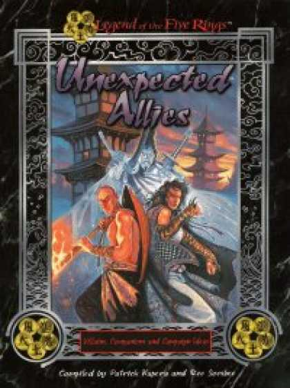Role Playing Games - Unexpected Allies