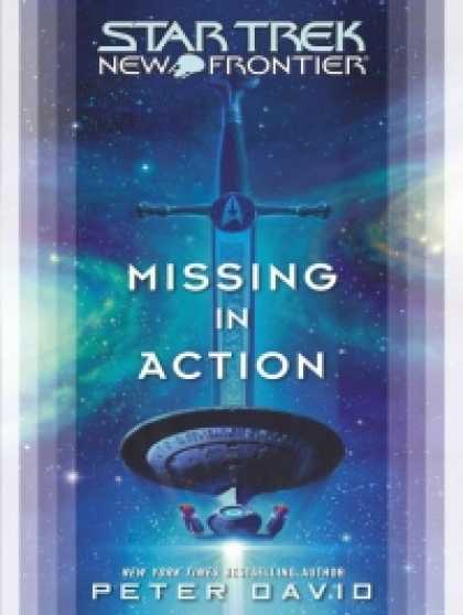 Role Playing Games - Star Trek: New Frontier: Missing in Action