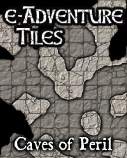 Role Playing Games - e-Adventure Tiles: Caves of Peril
