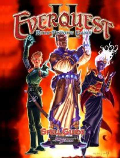 Role Playing Games - EverQuest II RPG: Spell Guide