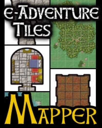 Role Playing Games - e-Adventure Tiles Mapper