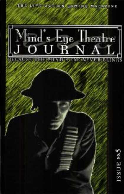 Role Playing Games - Mind's Eye Theatre Journal #5