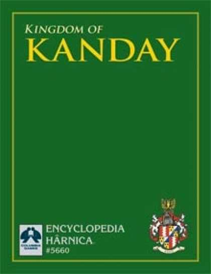 Role Playing Games - Kingdom of Kanday