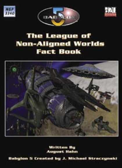 Role Playing Games - The League of Non-Aligned Worlds Fact Book