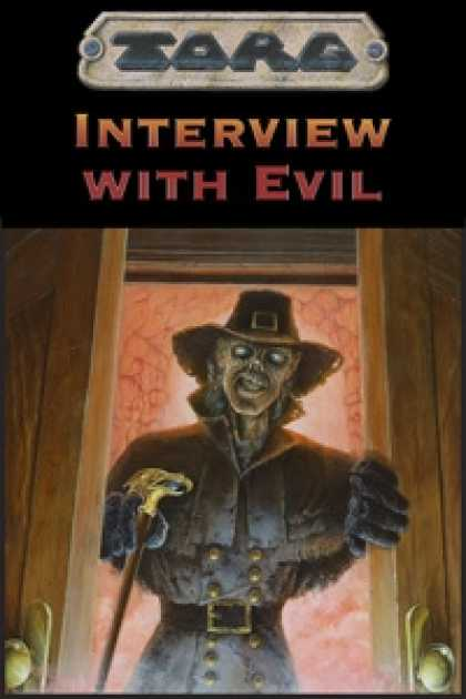 Role Playing Games - Interview With Evil