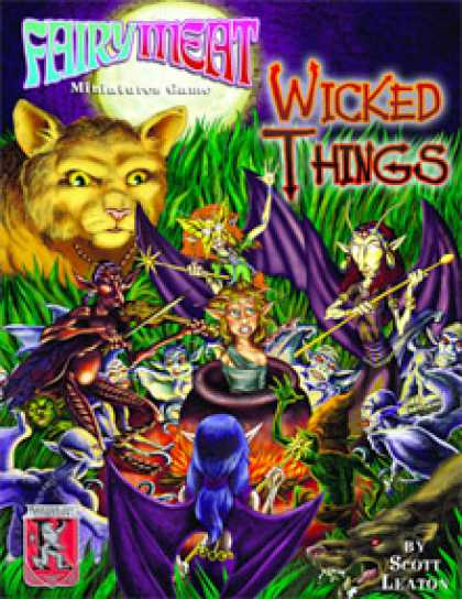 Role Playing Games - Wicked Things