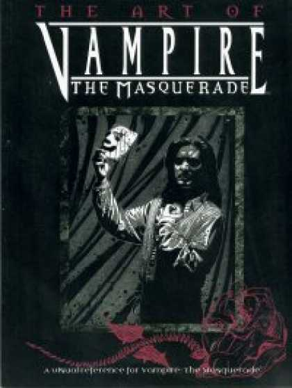 Role Playing Games - Art of Vampire: The Masquerade (WW2298)