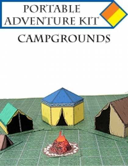 Role Playing Games - Portable Adventure Kit - Campgrounds