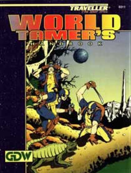Role Playing Games - World Tamer's Handbook