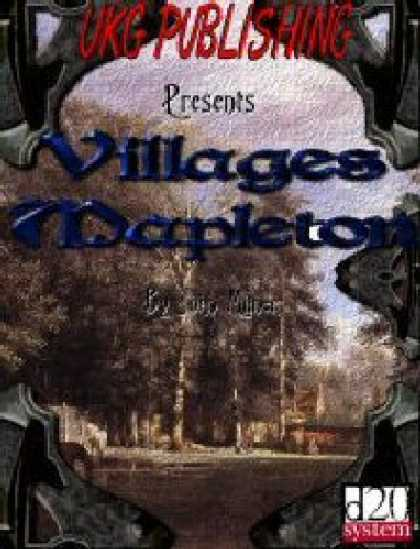 Role Playing Games - Villages - Mapleton
