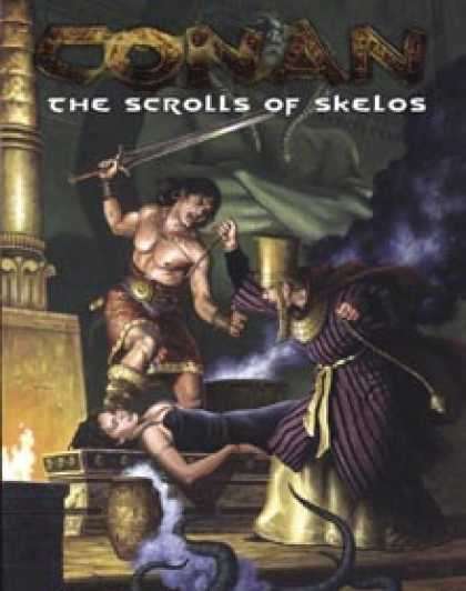 Role Playing Games - The Scrolls of Skelos